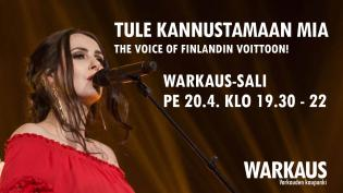 The Voice of Finland finaali